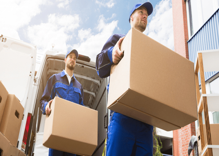 Packing and moving service in UAE