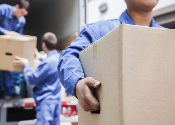 Packing and moving Cost