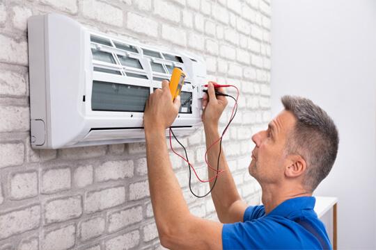 AC Maintenance 10