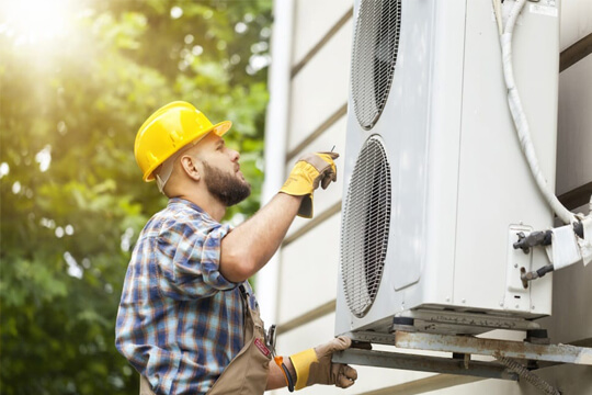 Commercial AC Maintainance